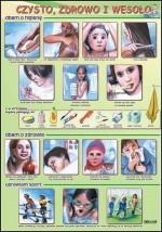 Czysto, zdrowo i wesoło - higiena na codzień