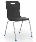 Krzesło Klasyczne 4 Nogi rozmiar 3