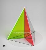 Bryły geometryczne - Zestaw wielościanów do stereometrii