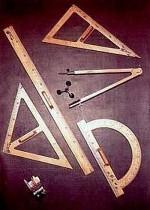 Przyrządy tablicowe drewniane - luzem