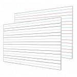 Tablica w linie dla klas 1-3, 120x100cm magnetyczna suchościeralna